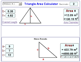 how to solve for height of a triangle