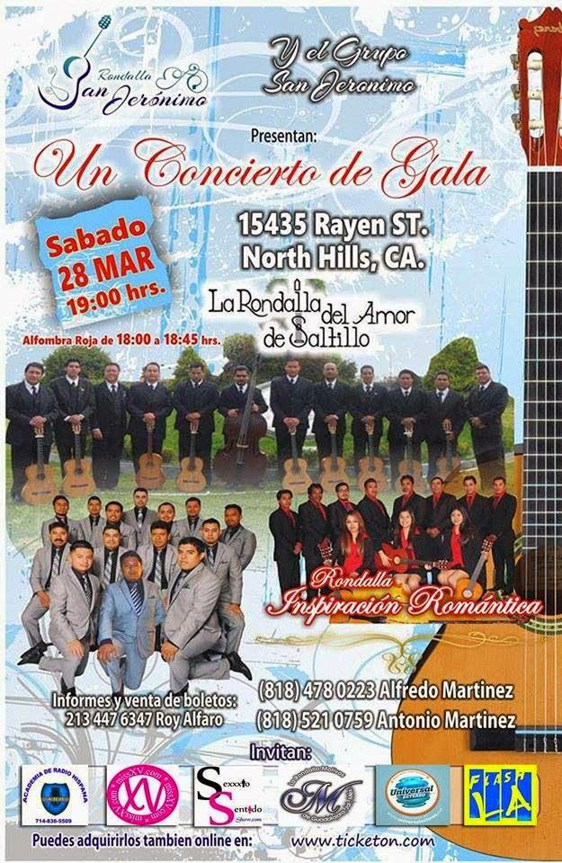 Un concierto de gala