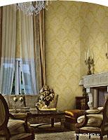 Colectiile Tekko First Damask si Grand Classic - Tapet din hartie cerata - tapet de lux - pret si montaj