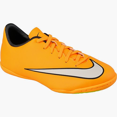 Sports authority coupon 25%: NIKE Boys' Jr. Mercurial Victory V IC Low Soccer Shoes