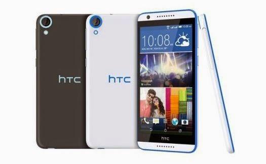 Spesifikasi HTC Desire A55