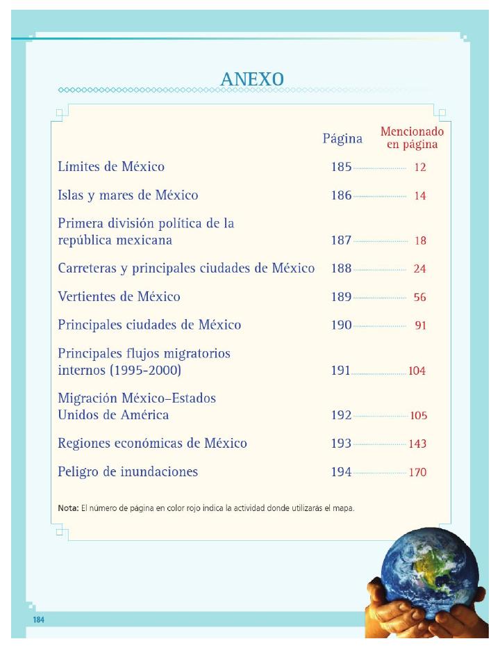 Anexo - Geografía 4to Bloque 5 2014-2015
