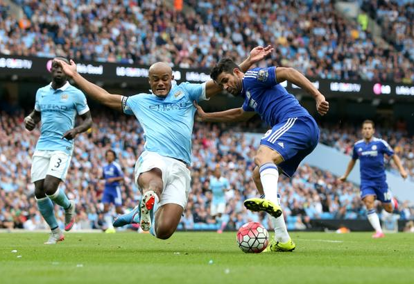 Cuplikan gol kekalahan Chelsea di kandaskan oleh Man City 3-0