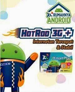 Paket Internet Android Bulanan Terbaik dari XL
