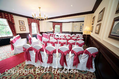 Ansty Hall wedding
