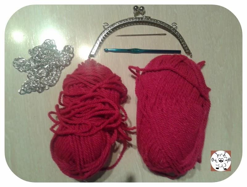 materiales a utilizar para realizar el bolso hobo