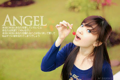 wallpaper angel chibi foto terbaru angel chibi foto seksi angel