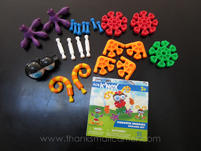 K'NEX Monster Buddies