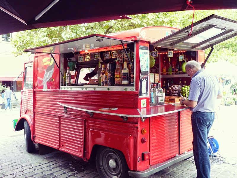 cocktail truck bruxelles