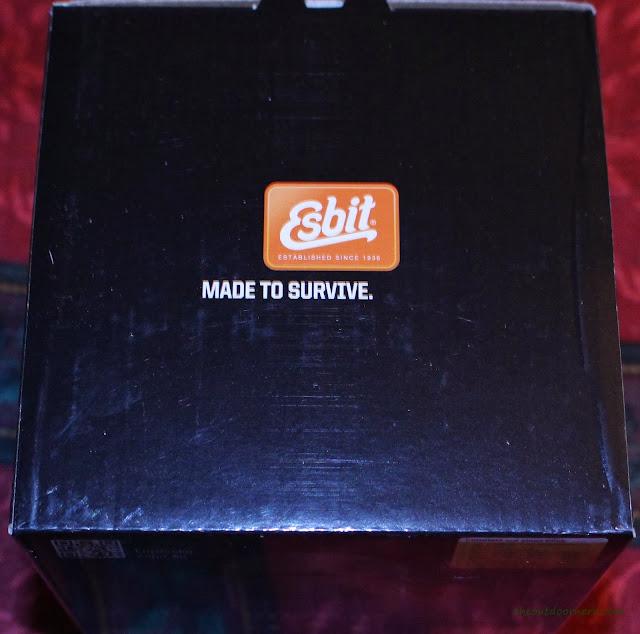 Esbit 5-Piece Trekking Cook Set - In Box 2