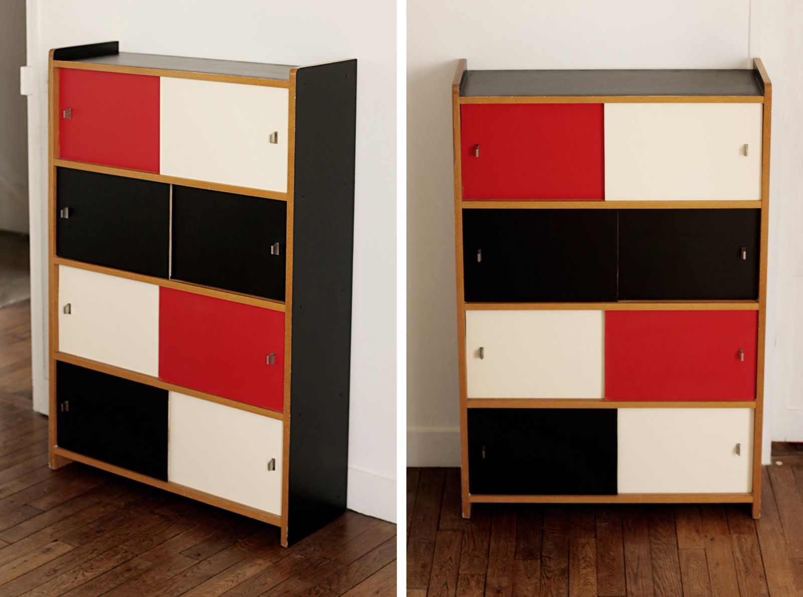 de derri re les fagots le meuble de rangement 200 euros vendu. Black Bedroom Furniture Sets. Home Design Ideas