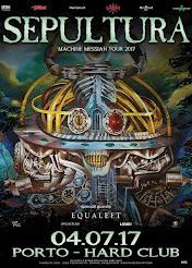 Sepultura + Equaleft @ Hard Club