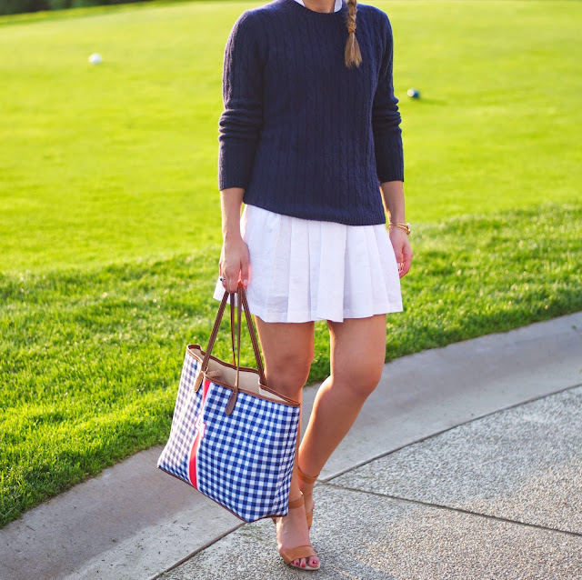 navy blue cashmere cable knit sweater