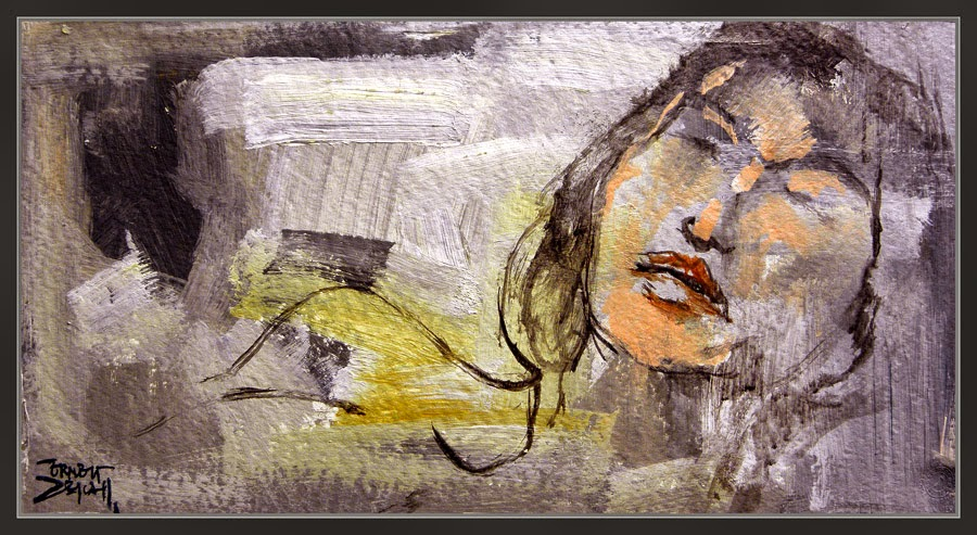 MUJERES-PINTURA-MUJERES-PINTURAS-WOMEN-PAINTINGS-RETRATOS-MORENAS-ARTISTA-PINTOR-ERNEST DESCALS-