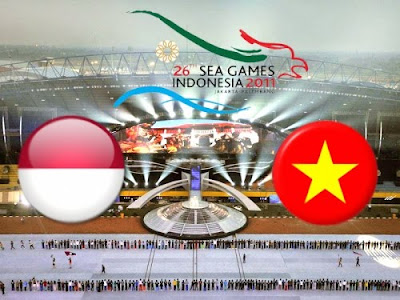 Indonesia Vs Vietnam Semi Final SEA Games