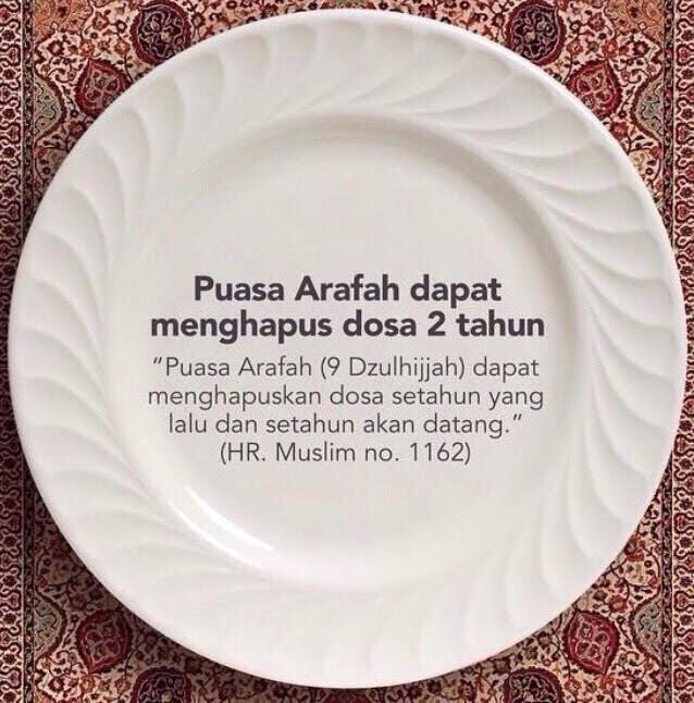 Fadilat Puasa Arafah