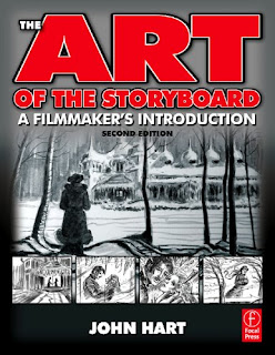 The ART of the storyboard - A filmmaker's introduction