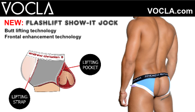 Andrew Christian Flashlift Show It jockstrap