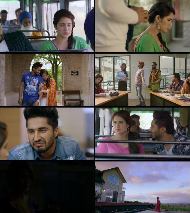 Dildariyaan 2015 Punjabi 480p HDRip 300mb