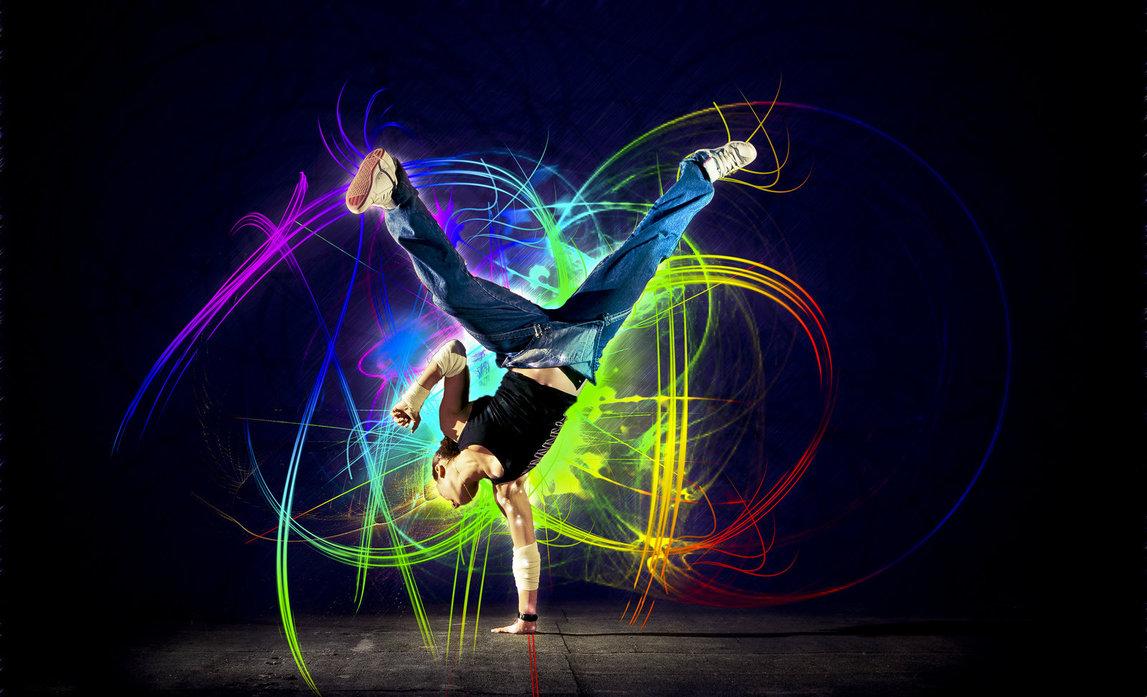 abstrack street dance illustration - urbannation  Dance Wallpaper