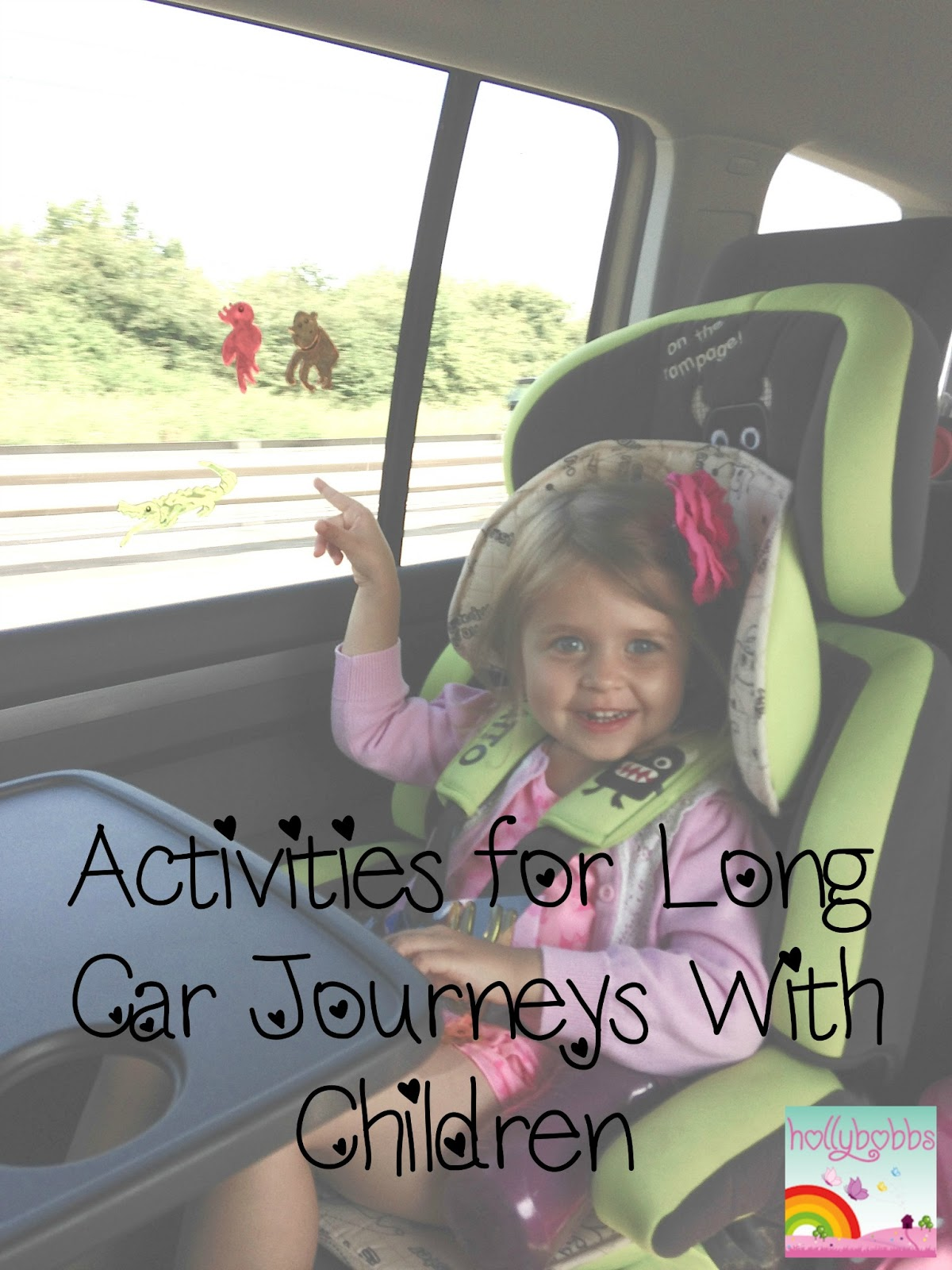 activities for long car journeys with children
