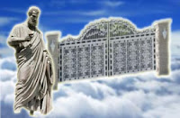 Heaven and St. Peter