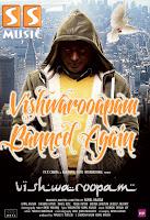 Kamal Haasan Vishwaroopam poster