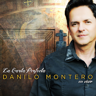 Danilo Montero – La Carta Perfecta (En Vivo) 2013 (AAC-MP3) (Exclusivo WC)
