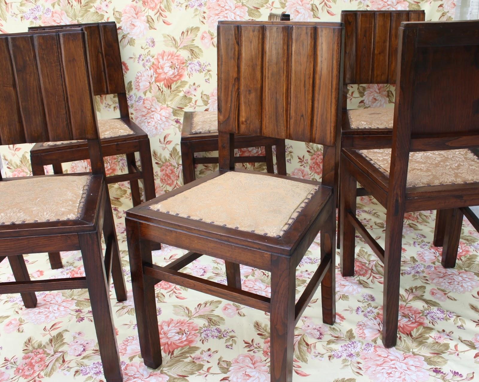 M veis com mem ria mobili rio de assento art deco tardio for Mobiliario anos 50
