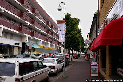 Klippans centrum, Torsson