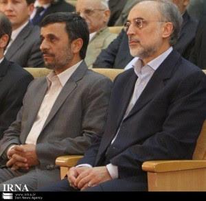 علی اکبر صالحی در انتظار سقوط احمدی نژاد