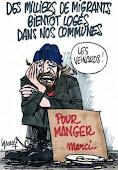 LES NÔTRES MEURENT DE FROID