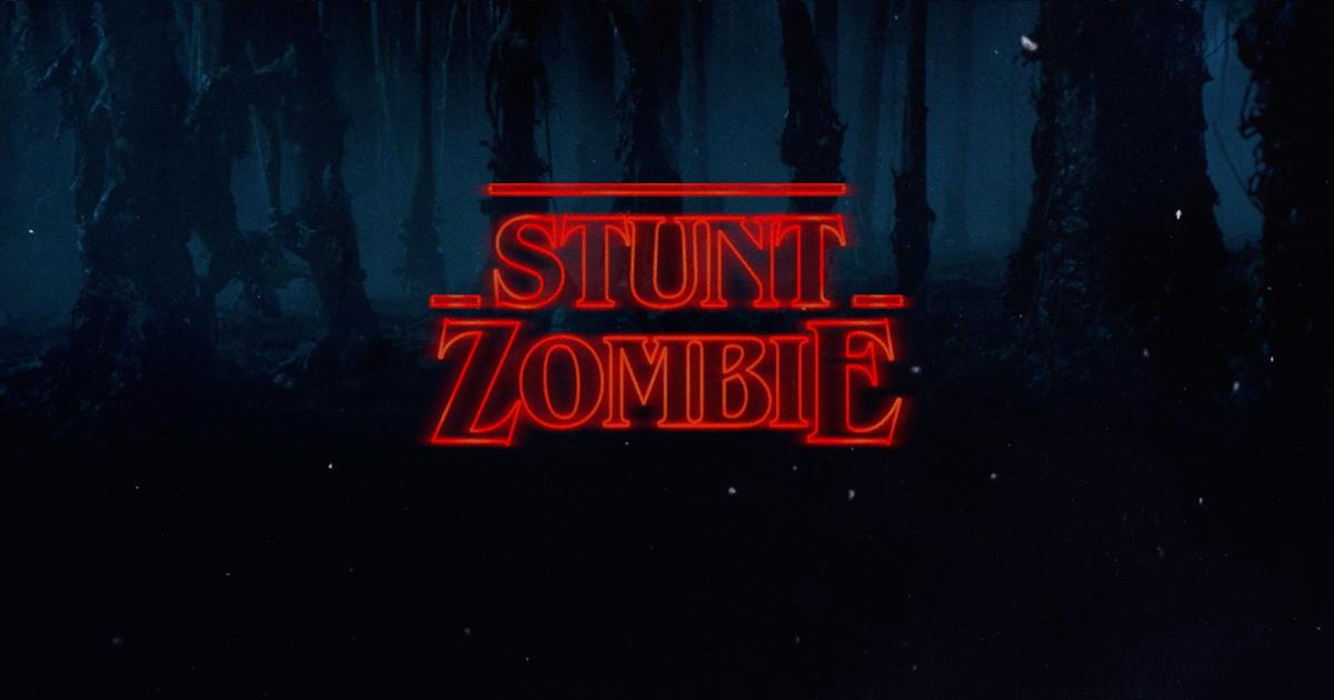 The Stunt Zombie