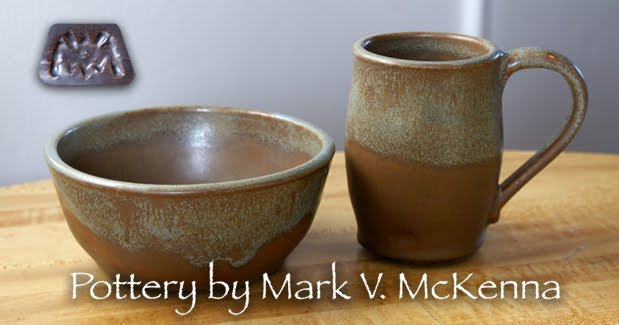 Mark V. McKenna - Pottery