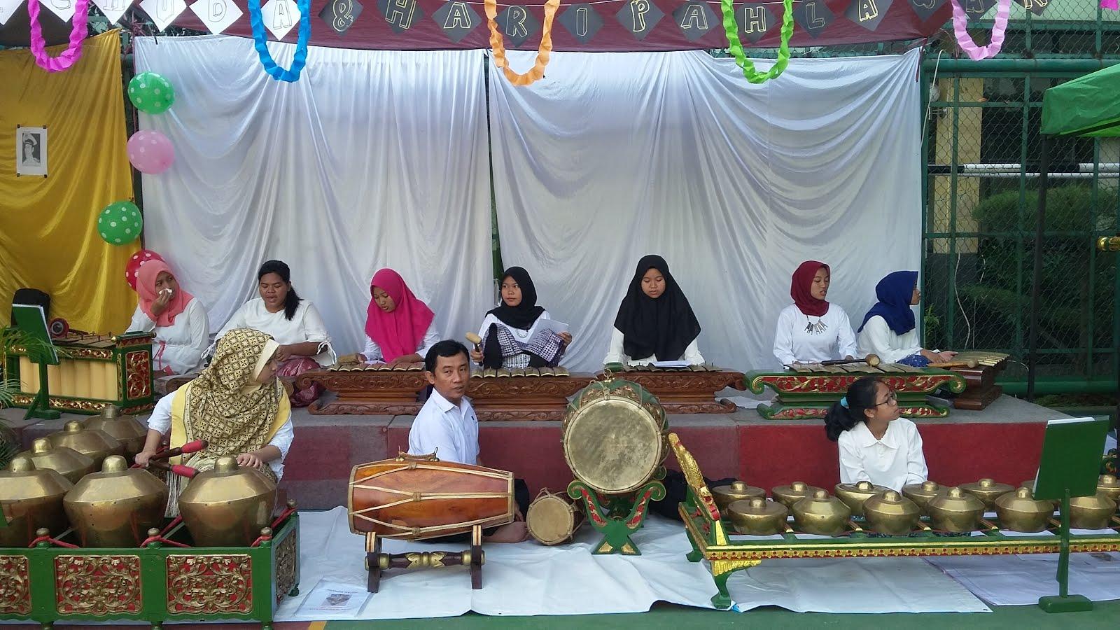 karawitan SMKN 18 Jakarta