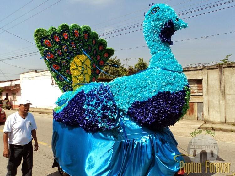 Desfile Alegórico Feria 2014