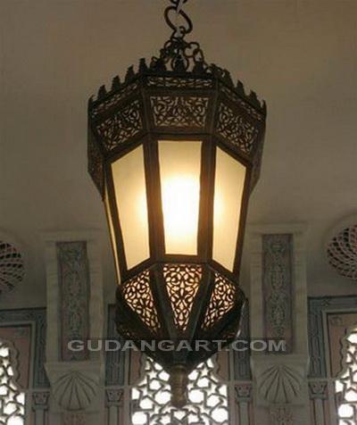 Lampu Gantung, Lampu Gantung Klasik, Lampu Gantung Tembaga