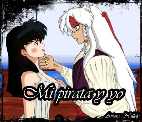 Inuyasha y kikyo teniendo sexo