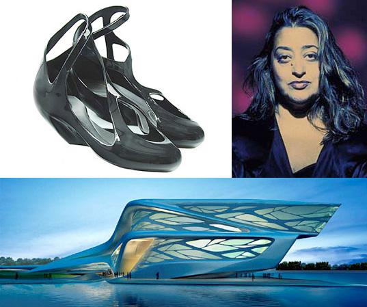 Zaha Hadid Fashion Design V Fashion World