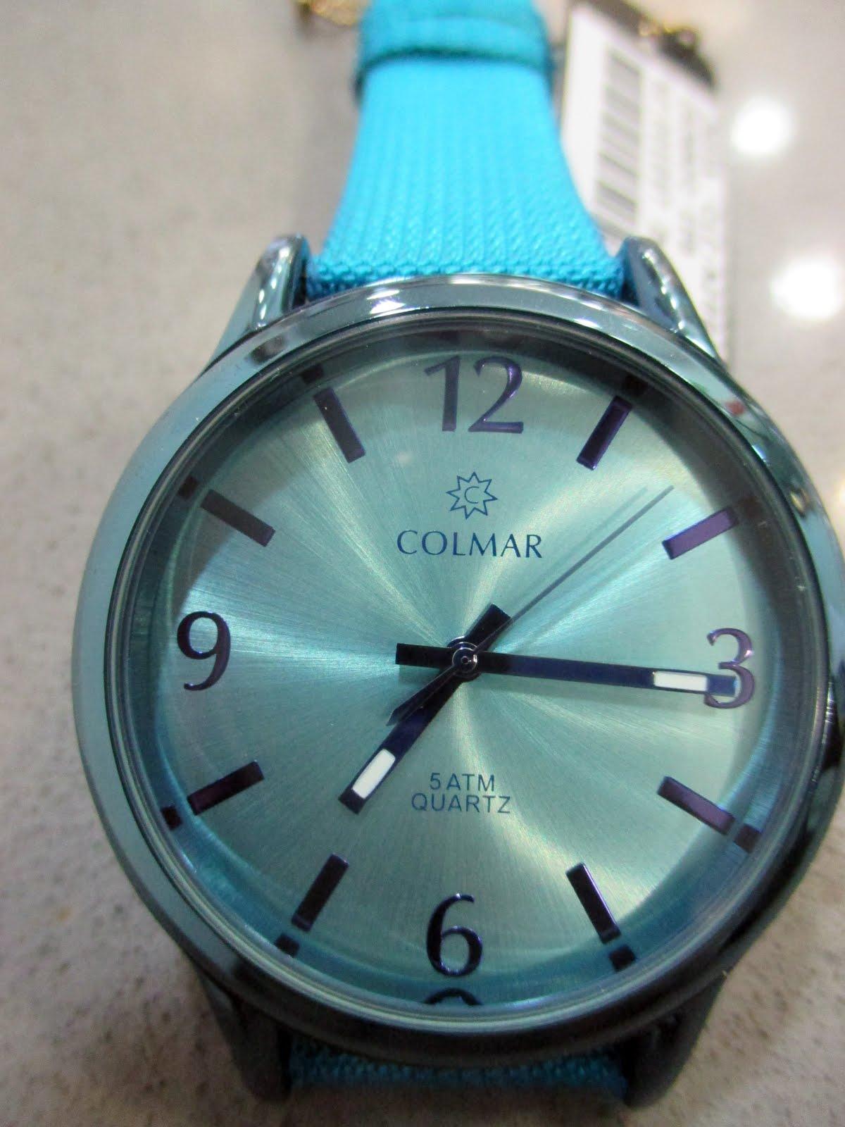 Reloj Colmar unisex, acuático