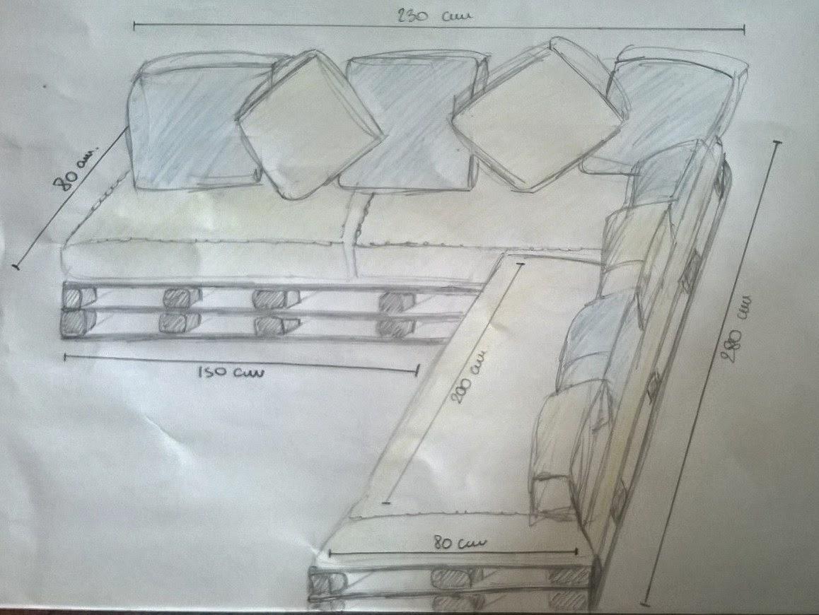 Divanetti Da Esterno Bancali: Costruire un tavolino da esterno con ...