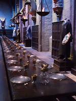 Sala mensa Hogwarts Harry Potter Londra