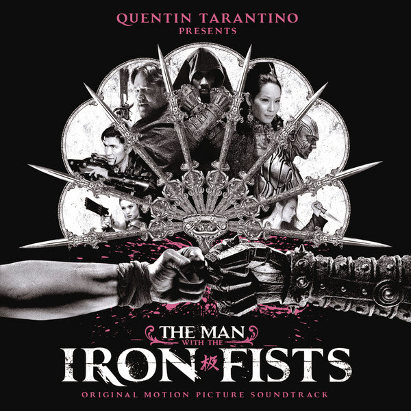 """Pusha T, Raekwon, Joell Ortiz & Danny Brown - Tick, Tock - Album Single From """"The Man With the Iron Fists (Original Motion Picture Soundtrack)""""  Cover"""