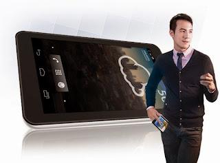 Vandroid T1J. Tablet ini dikeluarkan dengan spesifikasi yang menarik