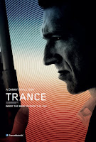 Vincent Cassel Trance Poster
