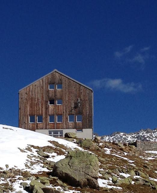 mit Strich und Faden | Keschhütte ob Bergün Graubünden Schweiz