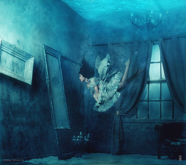 Zero Gravity: Photos by Nikolay Tikhomirov