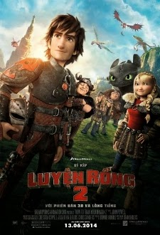 Bí Kíp Luyện Rồng 2 How To Train Your Dragon 2