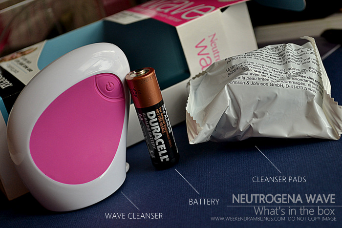 Neutrogena Wave Power Face Cleanser Wash Review Indian Makeup Beauty Blog How to Use
