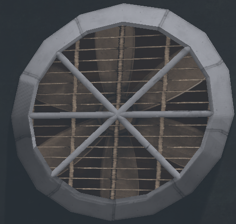 Factory Wall Fan